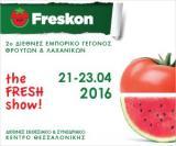 Freskon 21-23/4/2016
